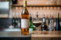 Cognac Espresso Martini