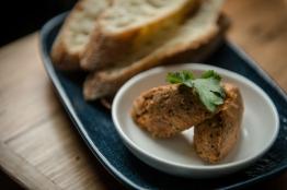 Chorizo Butter Bread Tartine